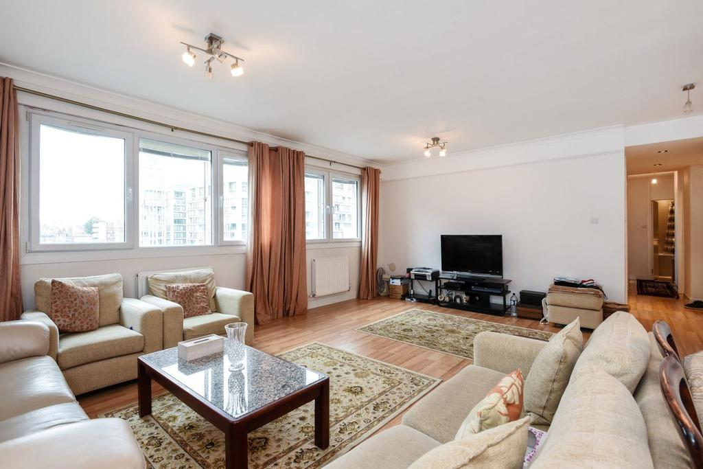 2 Bedrooms Flat for sale in Warwick Gardens, Kensington