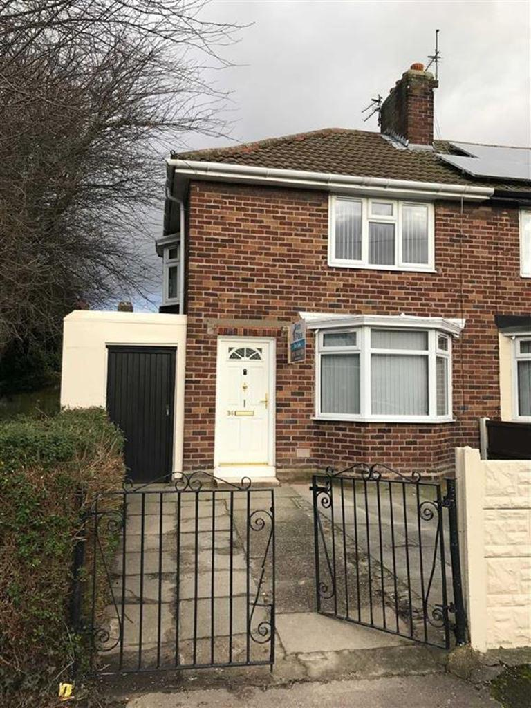 2 Bedrooms Terraced House for sale in Longreach Road, Liverpool