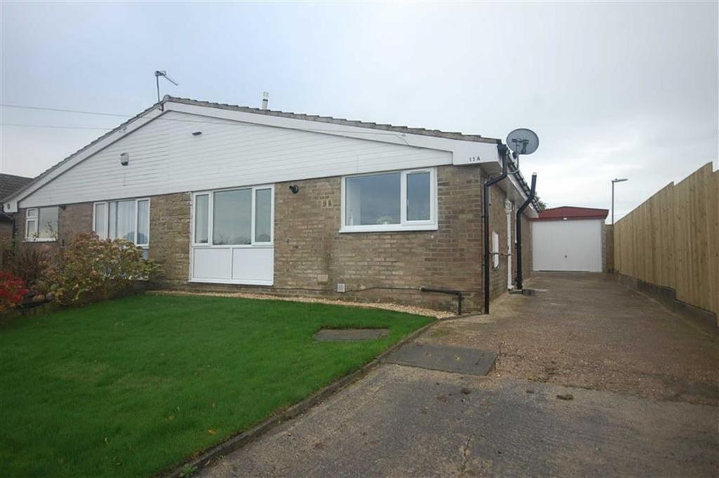 2 Bedrooms Semi Detached Bungalow for sale in Thirlmere Avenue, Scholes, West Yorkshire, BD12