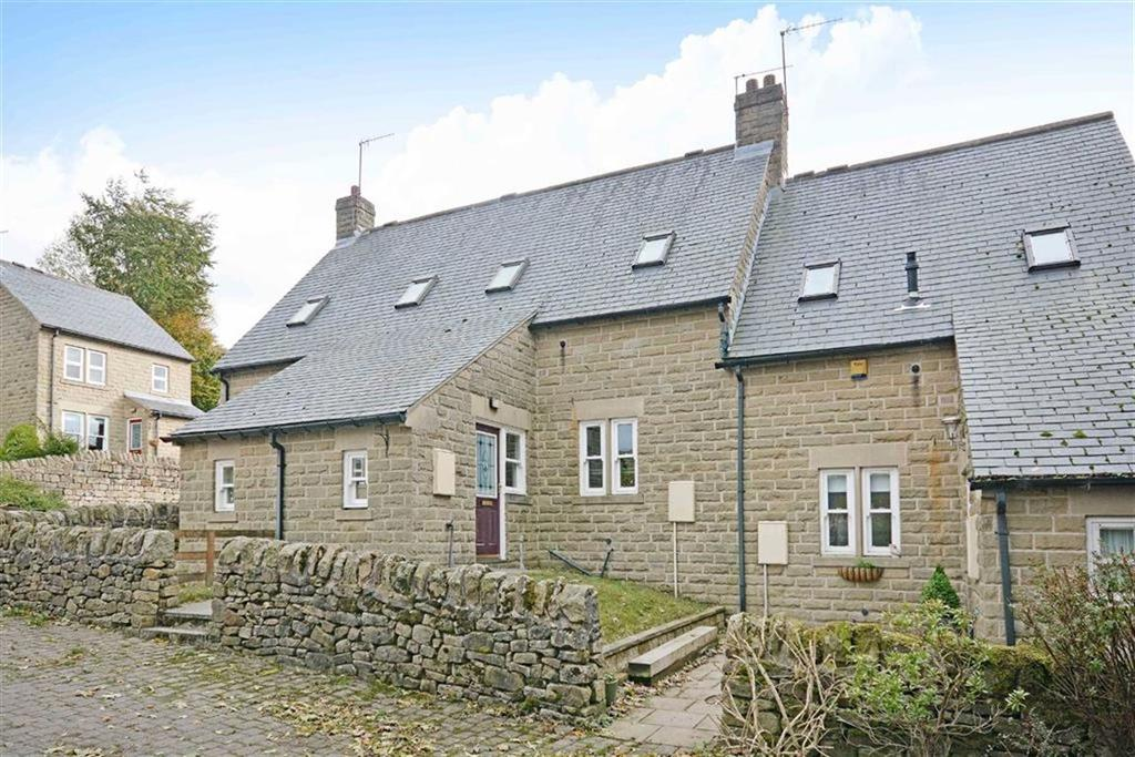 2 Bedrooms Terraced House for sale in 6, Fidlers Close, Bamford, Hope Valley, Derbyshire, S33