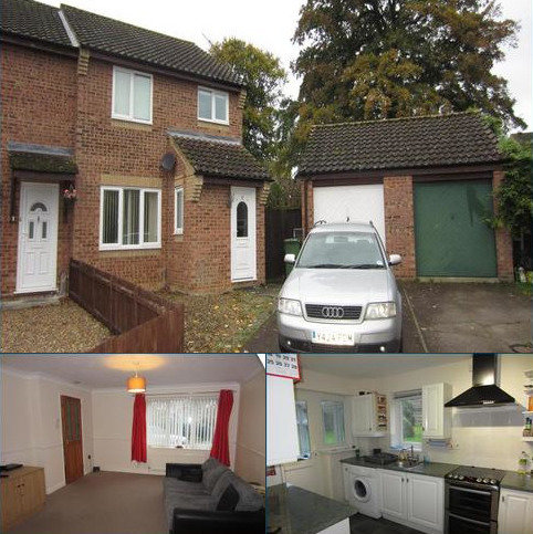 3 bedroom semi-detached house to rent - Nicholas Hamond Way, Swaffham