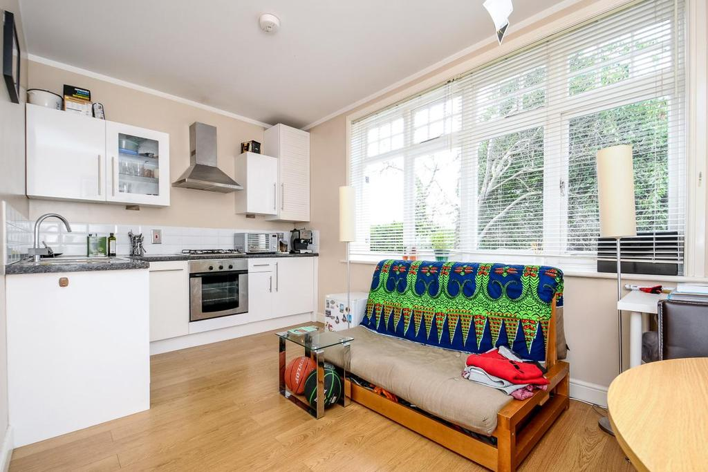 1 Bedroom Flat for sale in Clarence Avenue, Clapham