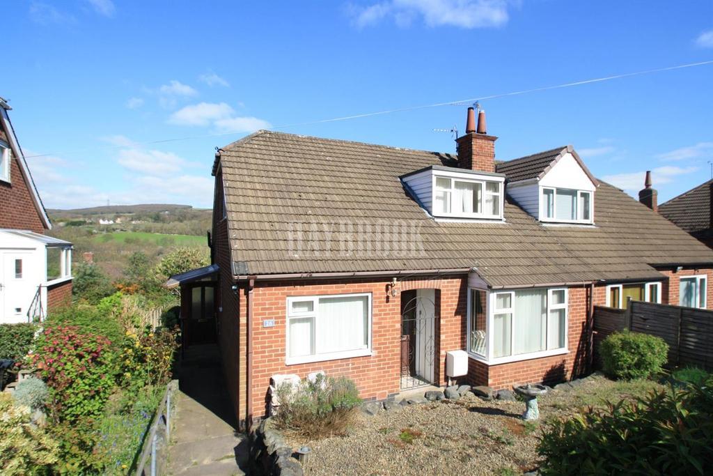 3 Bedrooms Bungalow for sale in Birch House Avenue, Oughtibridge