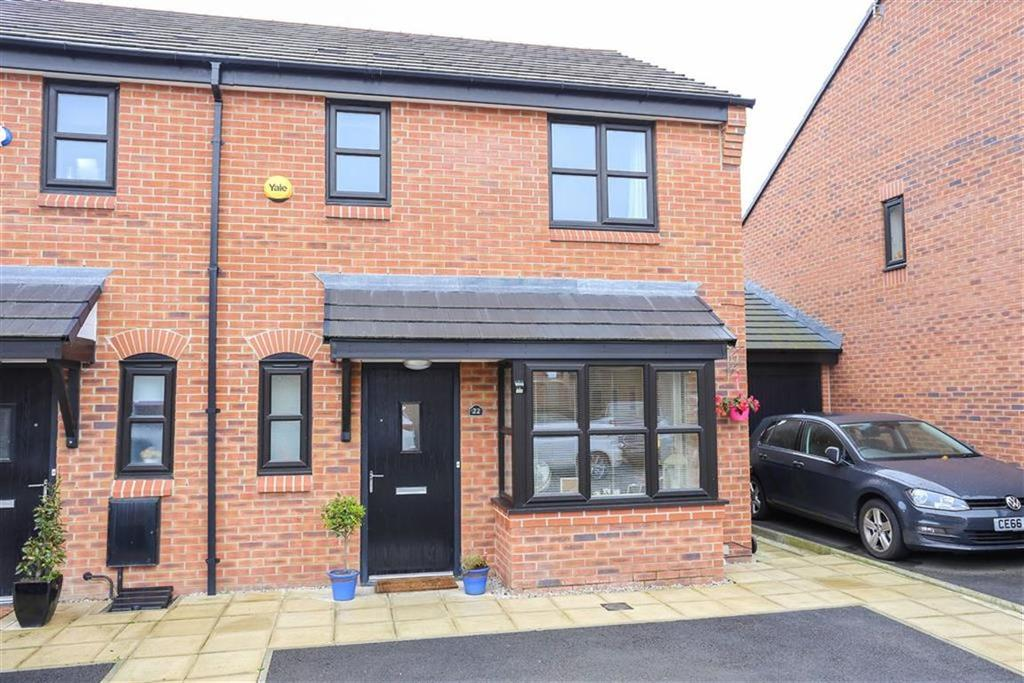 3 Bedrooms Mews House for sale in Kensington Close, Heaton Moor