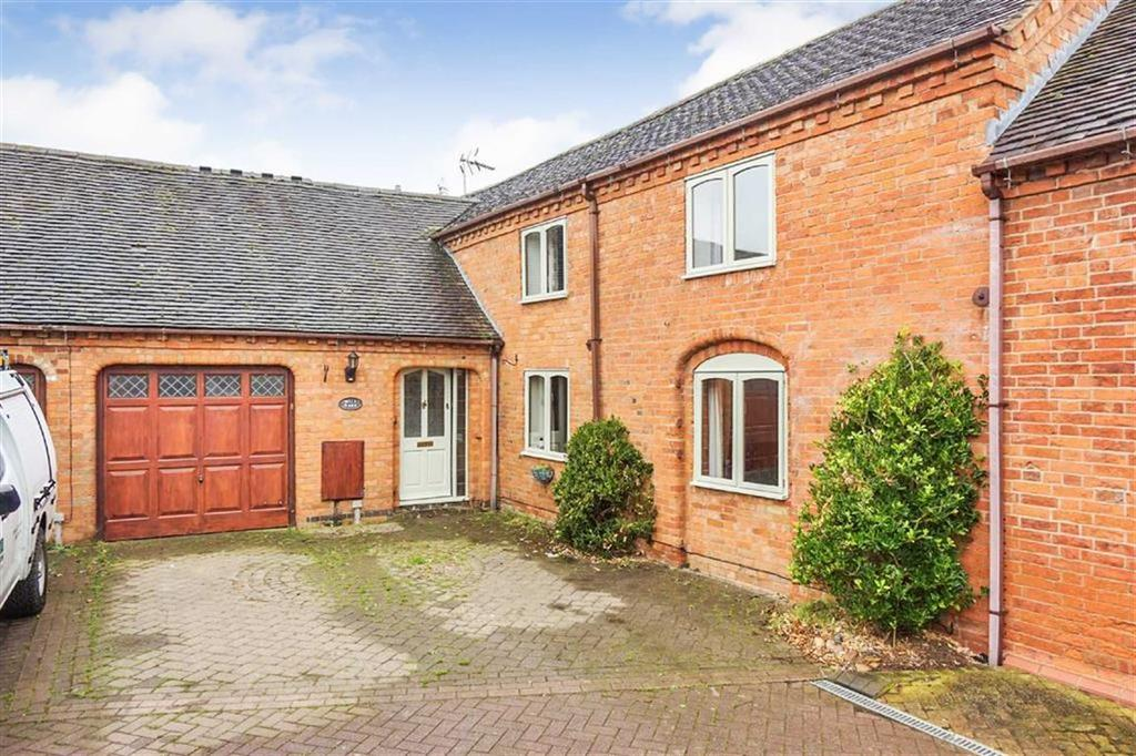 3 Bedrooms Barn Conversion Character Property for sale in Higham On The Hill