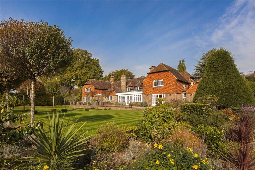 5 Bedrooms Detached House for sale in Lodge Lane, Bolney, Haywards Heath, West Sussex, RH17