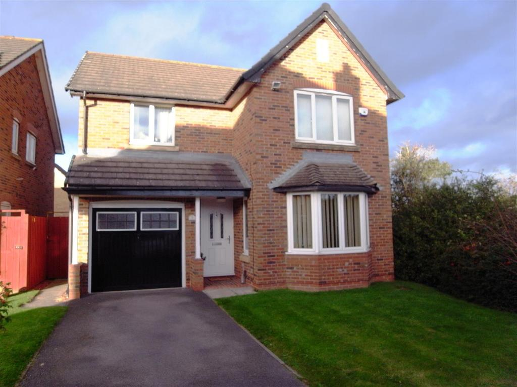3 Bedrooms Detached House for sale in Largo Gardens, Darlington