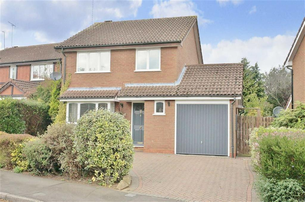 3 Bedrooms Detached House for sale in Powys Grove, Banbury