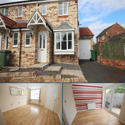 3 bedroom semi-detached house to rent - Sedgewick Close, Hartlepool