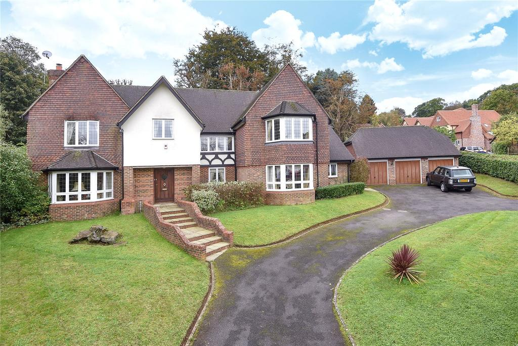 5 Bedrooms Detached House for rent in Brassey Hill, Oxted, Surrey, RH8