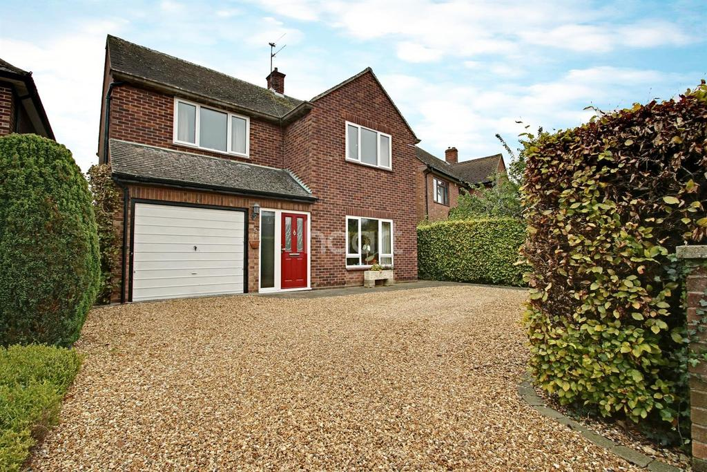 3 Bedrooms Detached House for sale in Leeway Avenue, Great Shelford, Cambridgeshire