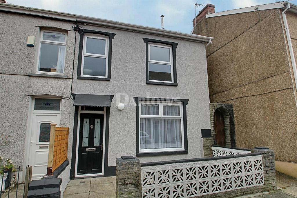 3 Bedrooms End Of Terrace House for sale in Rhydynos Street, Blaenavon