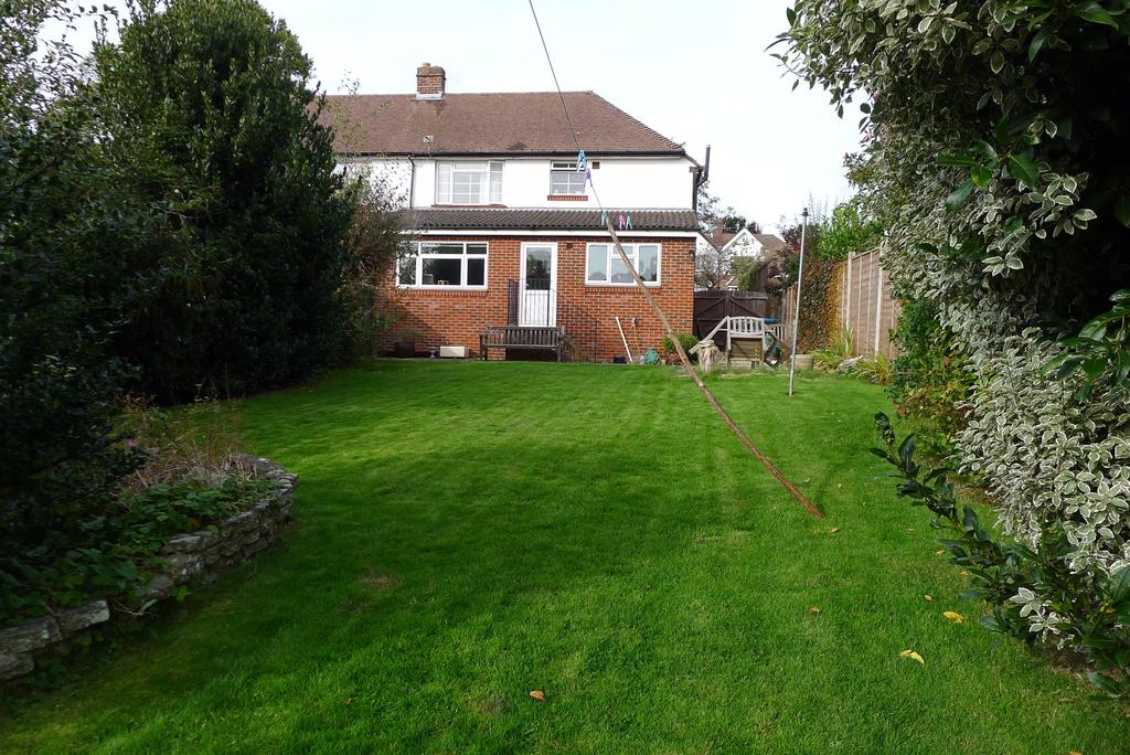 4 Bedrooms Semi Detached House for sale in THE CAUSEWAY, DOWN END