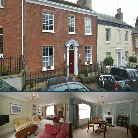 4 bedroom terraced house for sale - BICTON STREET, EXMOUTH