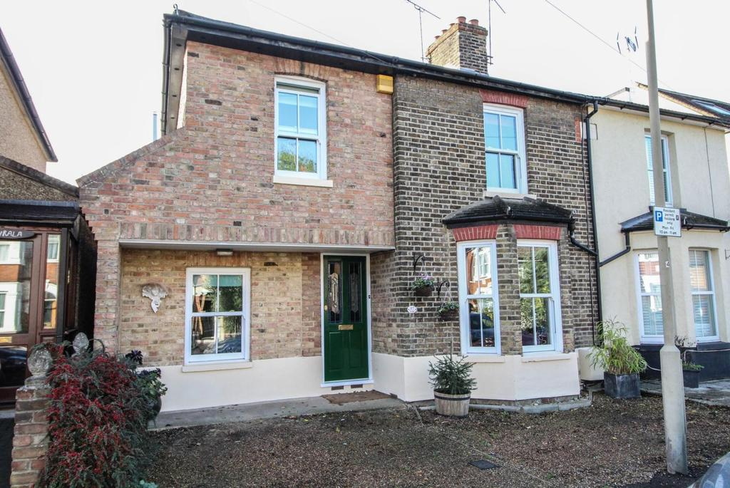 4 Bedrooms Cottage House for sale in Woodman Road, Warley, Brentwood, Essex, CM14