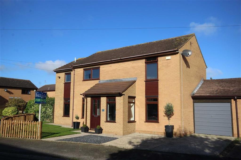 4 Bedrooms Detached House for sale in Jubilee Drive, Bredon, Tewkesbury, Gloucestershire
