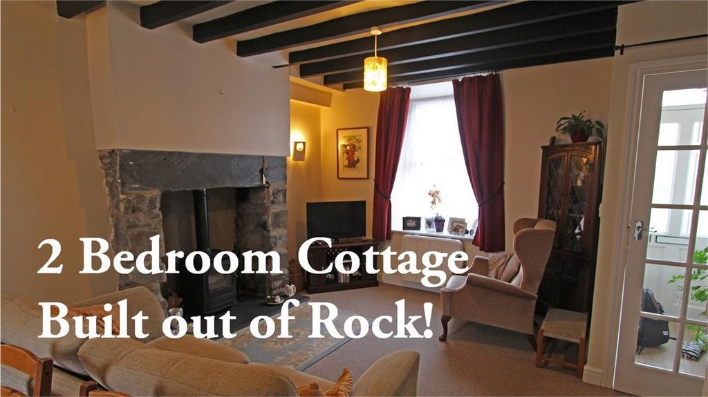 2 Bedrooms Terraced House for sale in 6 Pen Y Garreg, Trawsfynydd, Gwynedd