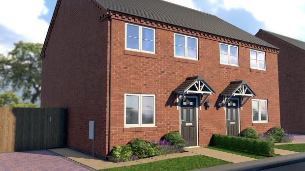 2 Bedrooms House for sale in Plot 33, Orchid Meadows, Minsterley