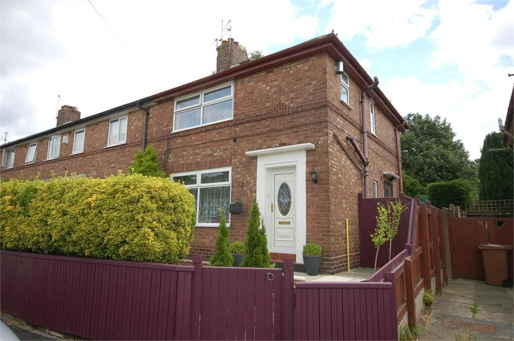 3 Bedrooms End Of Terrace House for sale in Lonsdale Avenue, Ecclston Park, ST HELENS, Merseyside