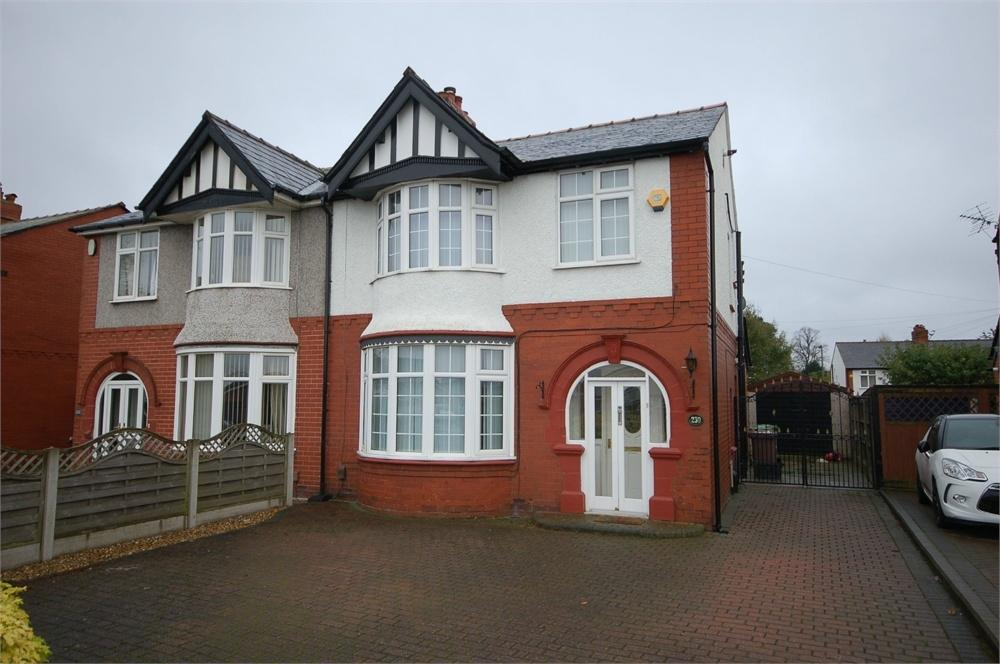 3 Bedrooms Semi Detached House for sale in St Helens Road, Eccleston Park, Prescot, Merseyside