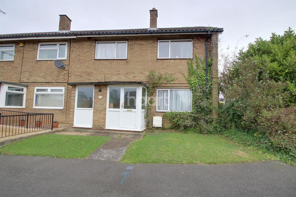 3 Bedrooms End Of Terrace House for sale in Hare Street Springs, Harlow