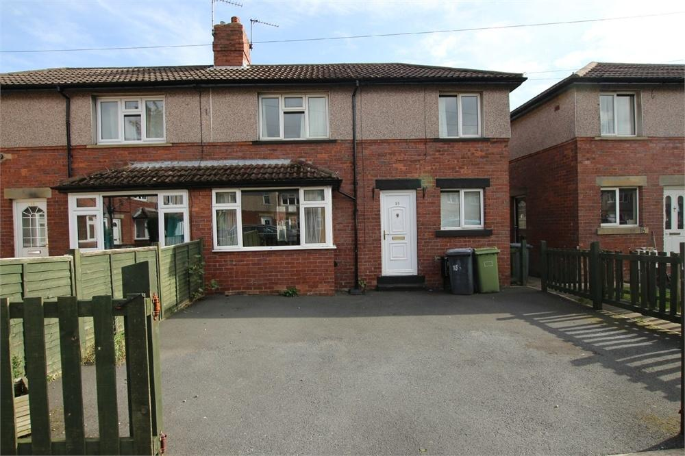 2 Bedrooms Semi Detached House for sale in Shirley Mount, Gomersal, West Yorkshire