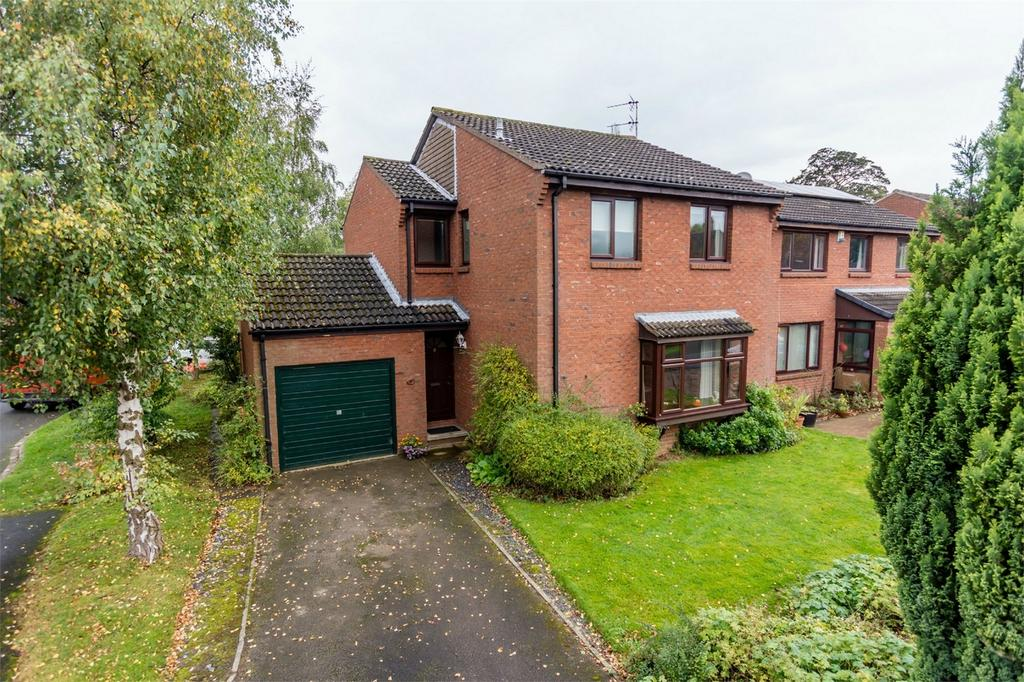 4 Bedrooms Detached House for sale in Atcherley Close, Fulford, YORK