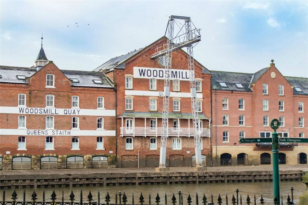1 Bedroom Flat for sale in Woodsmill Quay, Skeldergate, York