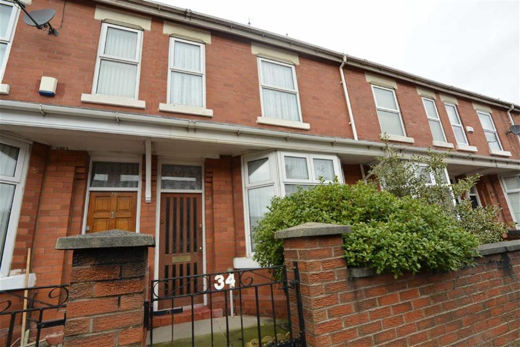 3 Bedrooms Terraced House for sale in Stanway Street, STRETFORD