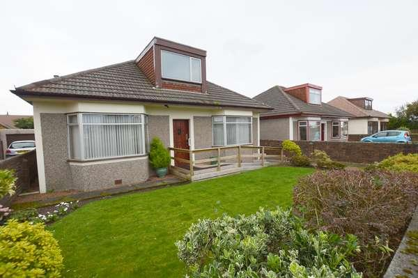 3 Bedrooms Detached Bungalow for sale in 6 Murray Avenue, Saltcoats, KA21 6DA