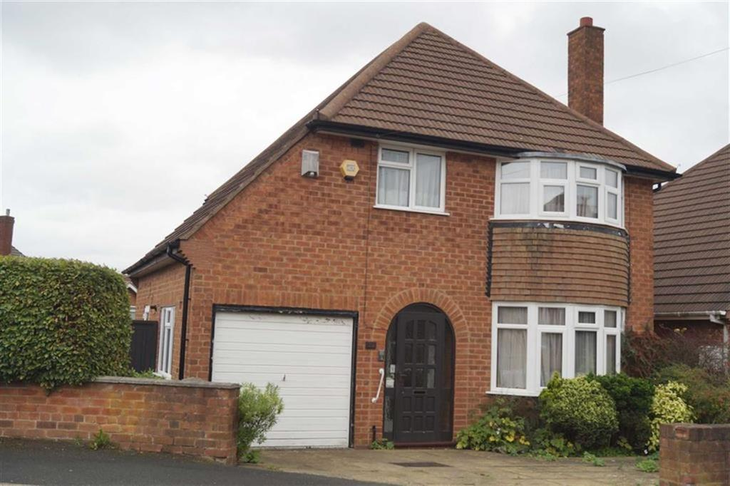 3 Bedrooms Detached House for sale in Denise Drive, Coseley, Wolverhampton