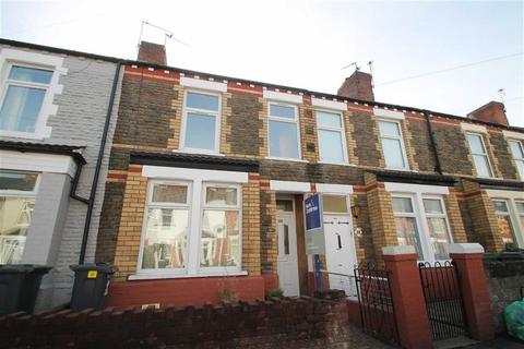 2 bedroom terraced house for sale - Coronation Road, Cardiff