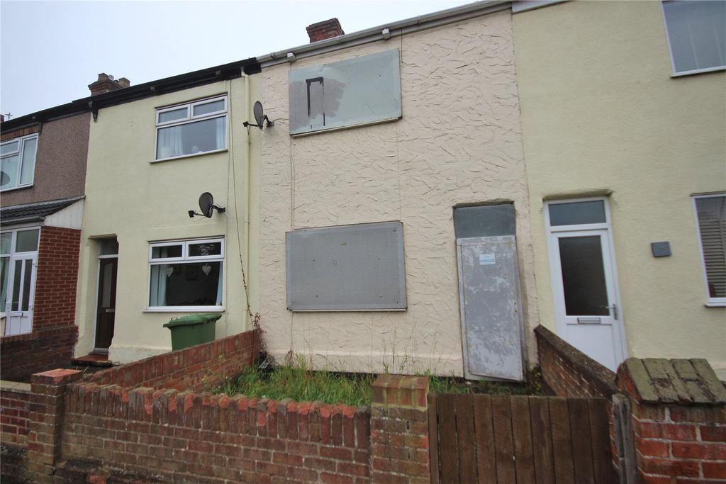 3 Bedrooms Terraced House for sale in Highfield Avenue, Grimsby, DN32