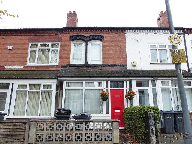 2 Bedrooms Terraced House for sale in Dean Road,Erdington,Birmingham