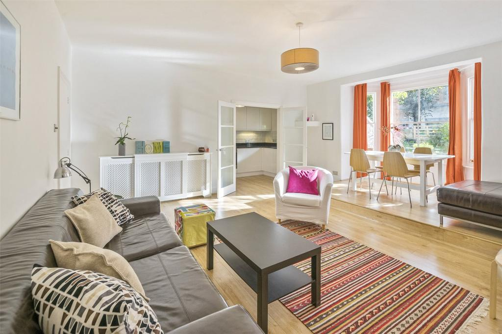 2 Bedrooms Flat for sale in Caversham Road, London, NW5