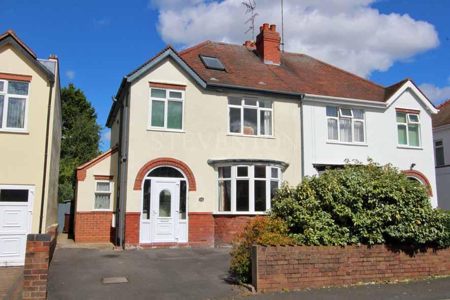 4 Bedrooms Semi Detached House for sale in Windsor Avenue Penn, Wolverhampton