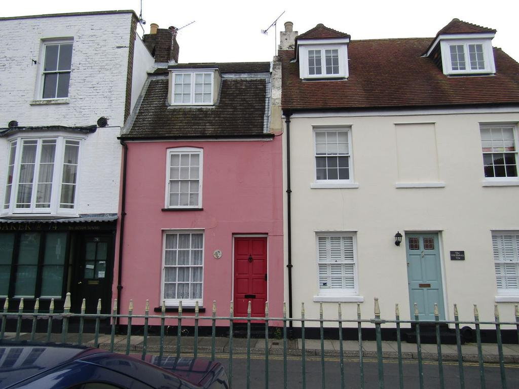 2 Bedrooms Cottage House for rent in Middle Street, Deal, Kent
