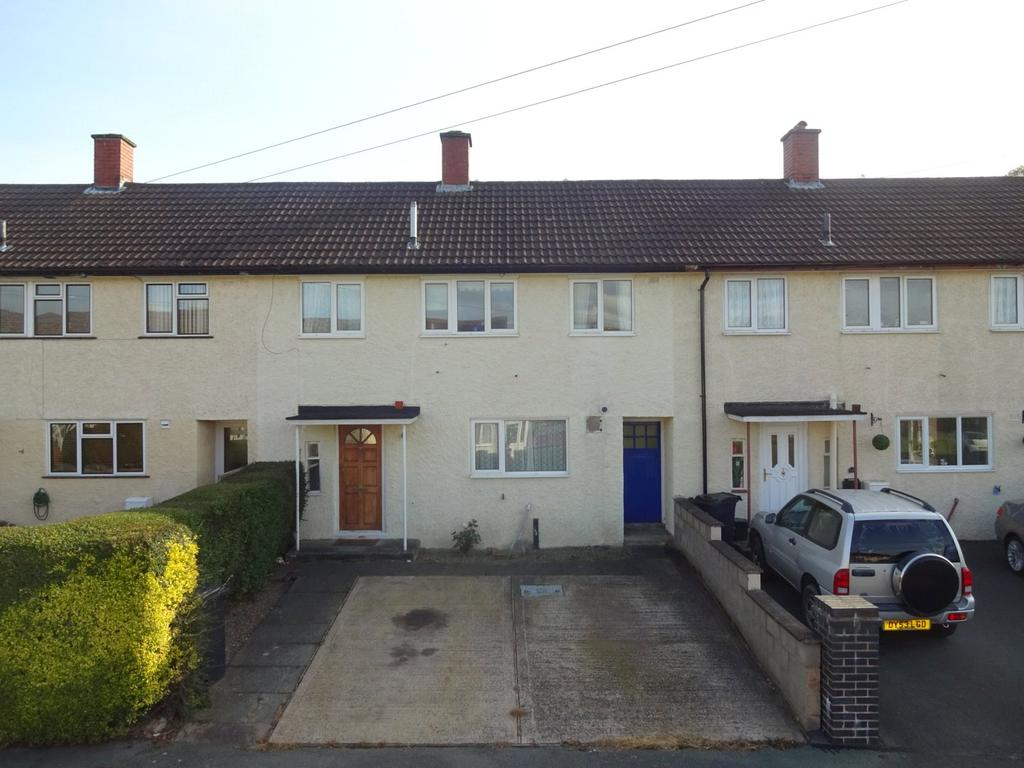 3 Bedrooms Terraced House for sale in Garth Owen, Newtown, Powys