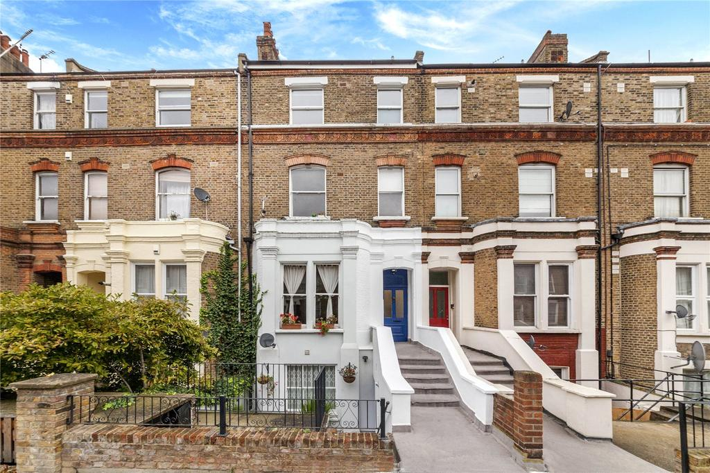 2 Bedrooms Flat for sale in Lanhill Road, London