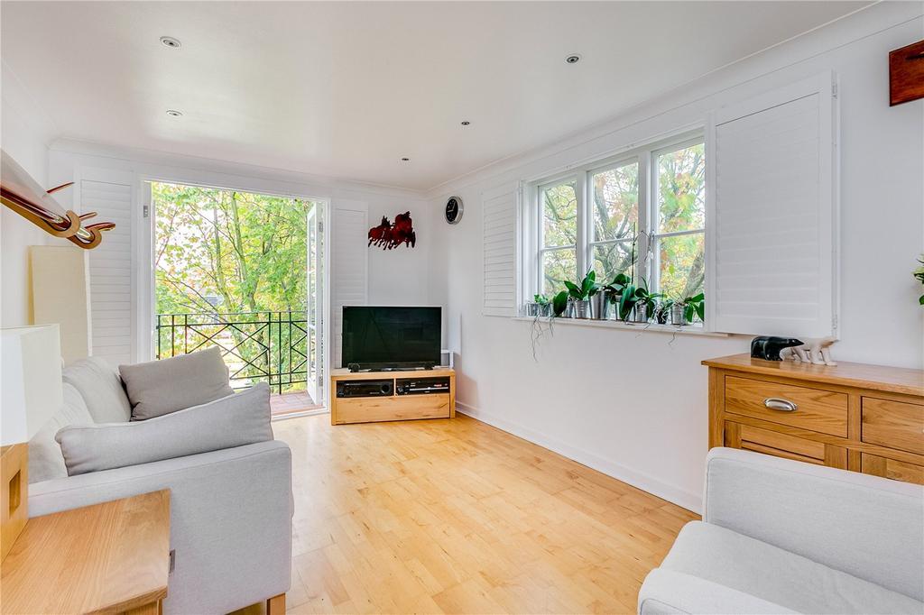 2 Bedrooms Flat for sale in Brompton Park Crescent, West Brompton