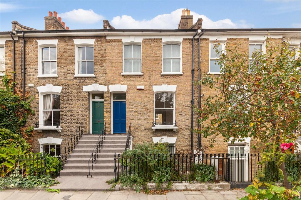 2 Bedrooms Terraced House for sale in Queen Margarets Grove, Islington, London
