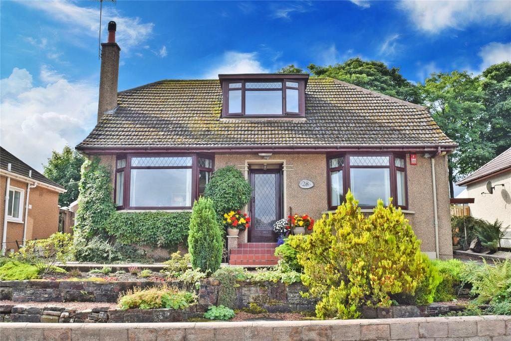 4 Bedrooms Detached Bungalow for sale in Balmoral Drive, Bearsden, Glasgow
