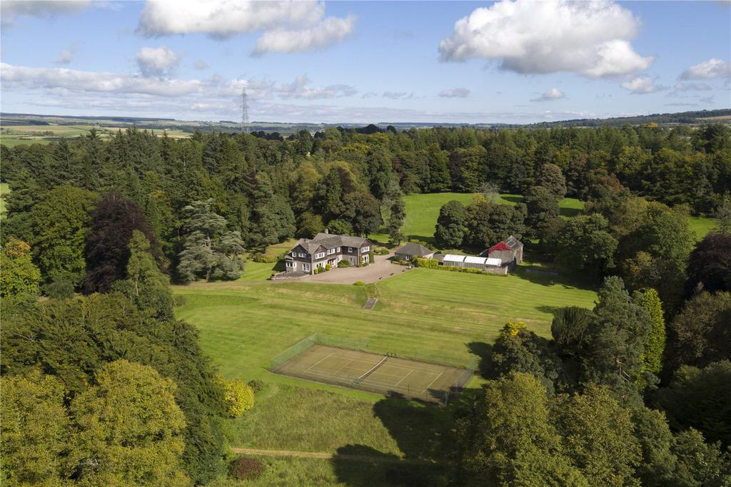 6 Bedrooms Equestrian Facility Character Property for sale in Glassingall House, Glassingall, By Dunblane, Perthshire