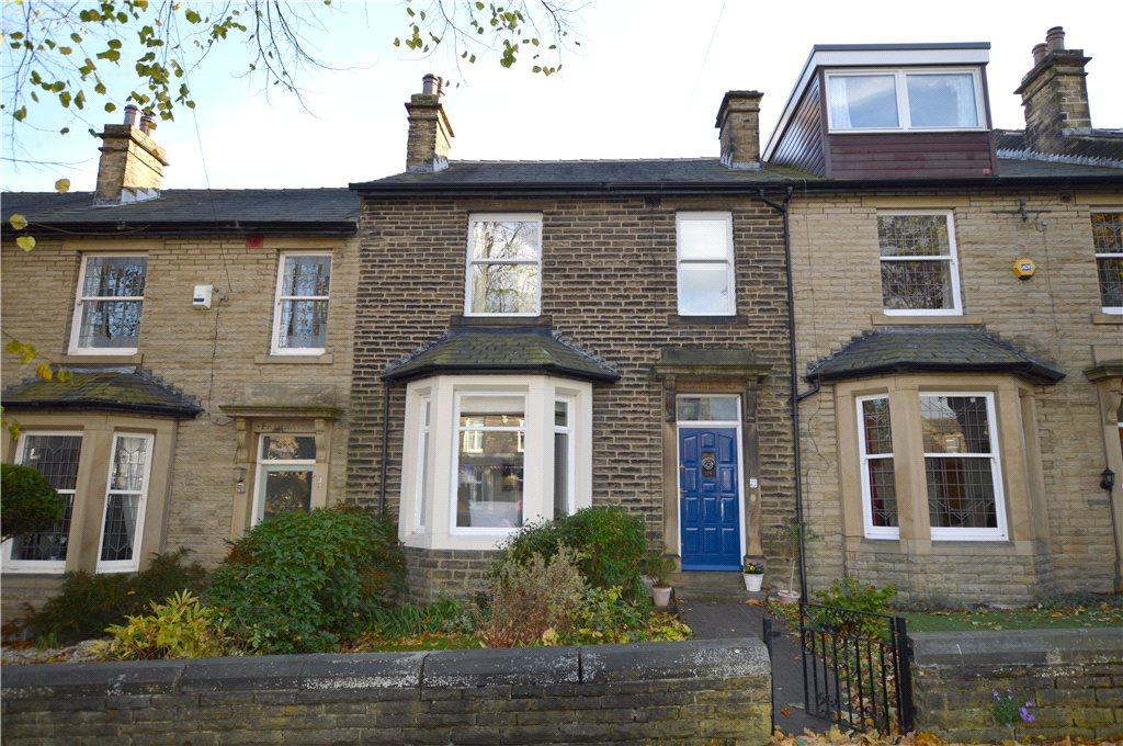 3 Bedrooms Terraced House for sale in South Parade, Pudsey, West Yorkshire