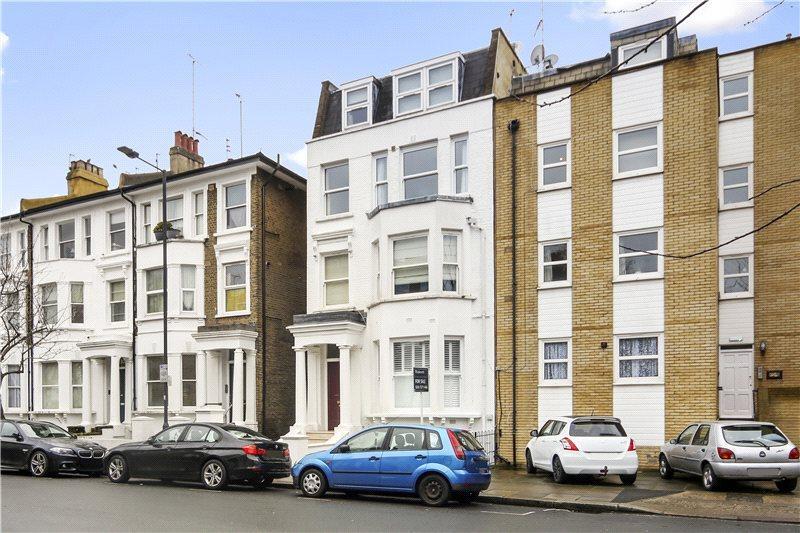 2 Bedrooms Flat for sale in Netherwood Road, Brook Green, London, W14