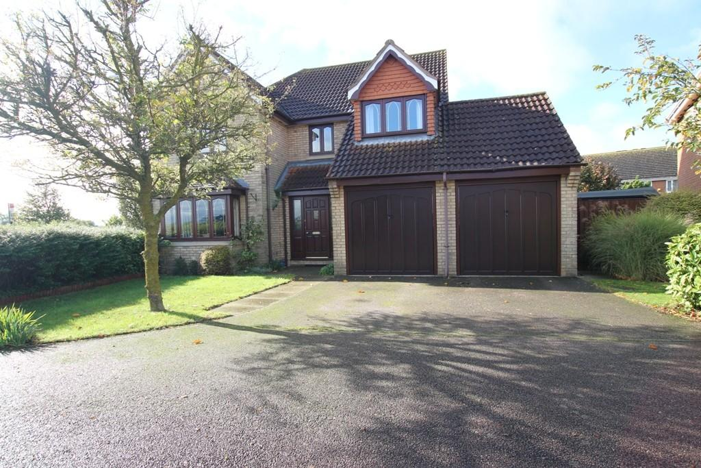 4 Bedrooms Detached House for sale in Witchford Road, Ely