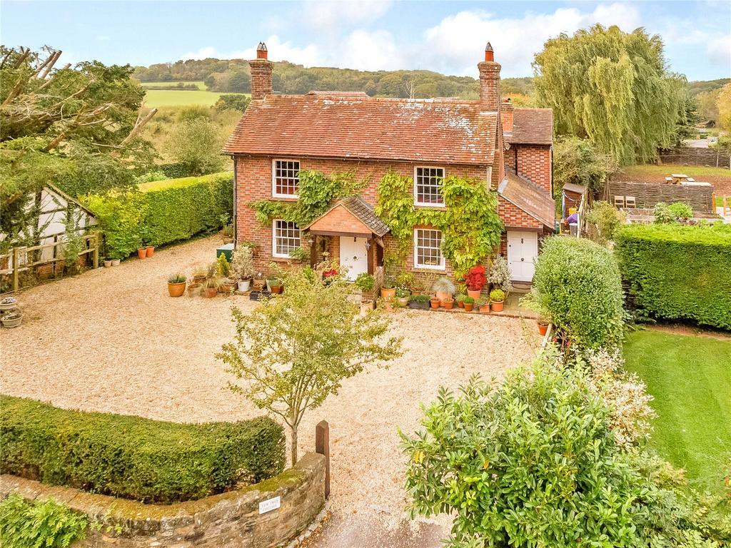 4 Bedrooms Detached House for sale in Glasshouse Lane, Kirdford, Billingshurst, West Sussex