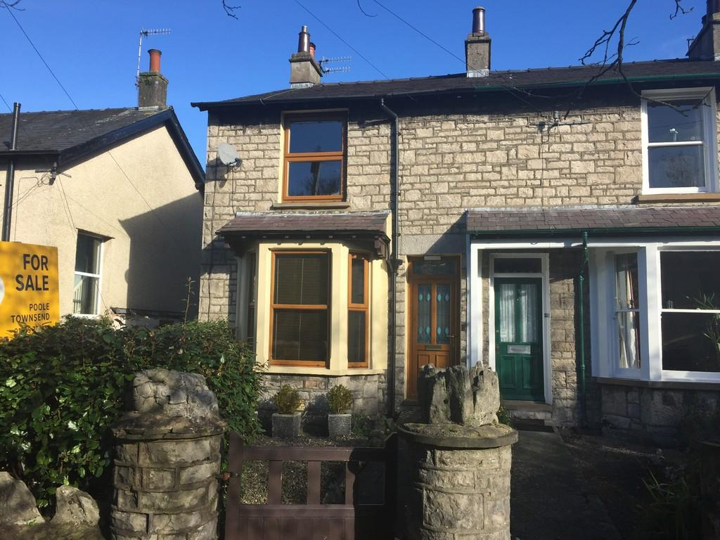 2 Bedrooms End Of Terrace House for sale in 153 Windermere Road, Kendal