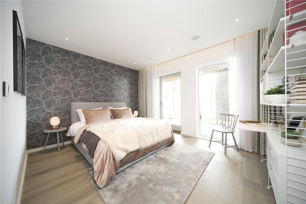 1 Bedroom Flat for sale in Bourne EC1, Equiano Court, Bourne Estate, London, EC1N