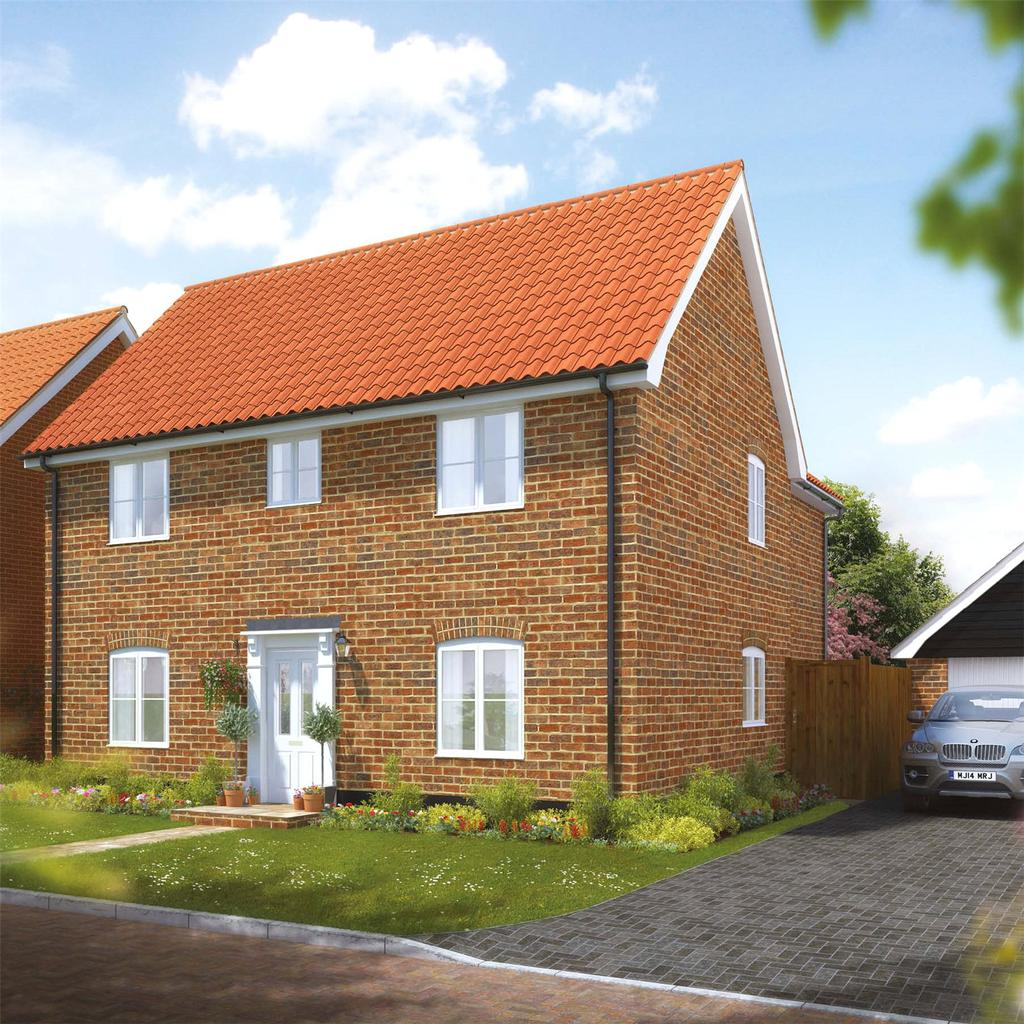 4 Bedrooms Detached House for sale in Plot 3 Broadbeach Gardens, Stalham, Norfolk, NR12